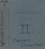 Diamondback rattlesnake (Crotalus adamanteus) carcass dissection data: Notebook 2