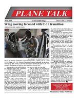 Plane talk