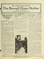The Bunnell home builder