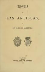 Cronica de las Antillas