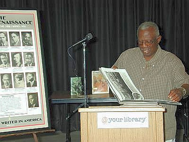 Leo Carty, Artist in Residence at The Florence Williams Public Library in St. Croix, Virgin Islands...Shares his Post-Harlem Renaissance and His Becoming One of the Most Appreciated Fine Artists in the Caribbean - Leo Carty
