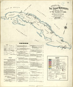 Insurance Maps of the Sugar Warehouses at the Principal Ports on the Island of Cuba
