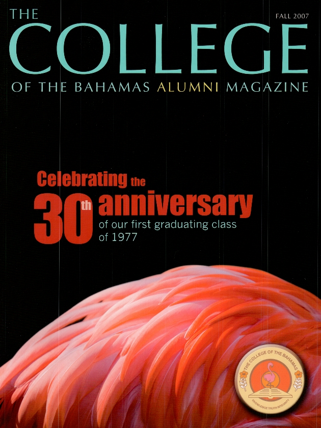 Alumni Magazine; Fall 2007 - Front Cover