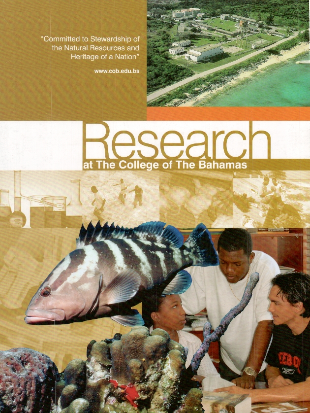 Research at The College of The Bahamas - Page 1