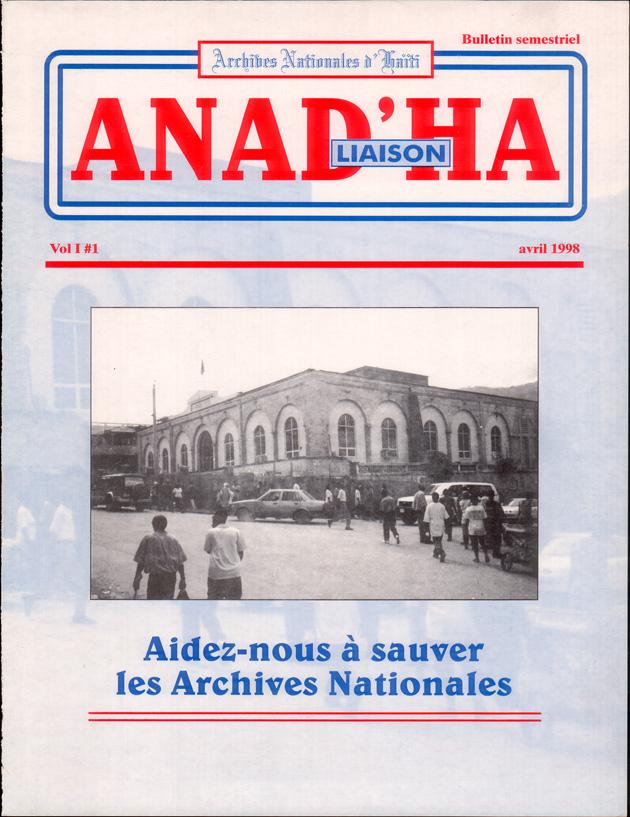 Aidez-nous à sauver les Archives Nationales - Front Cover