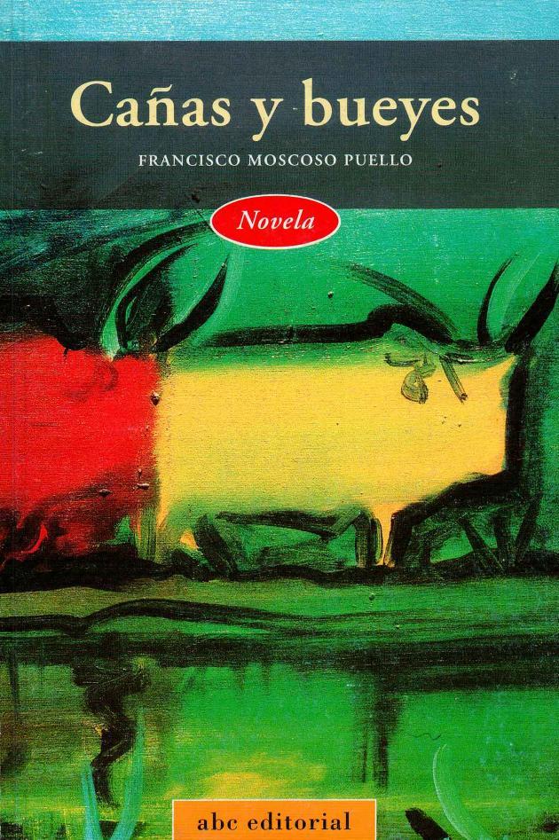 Canas y Bueyes - Front cover