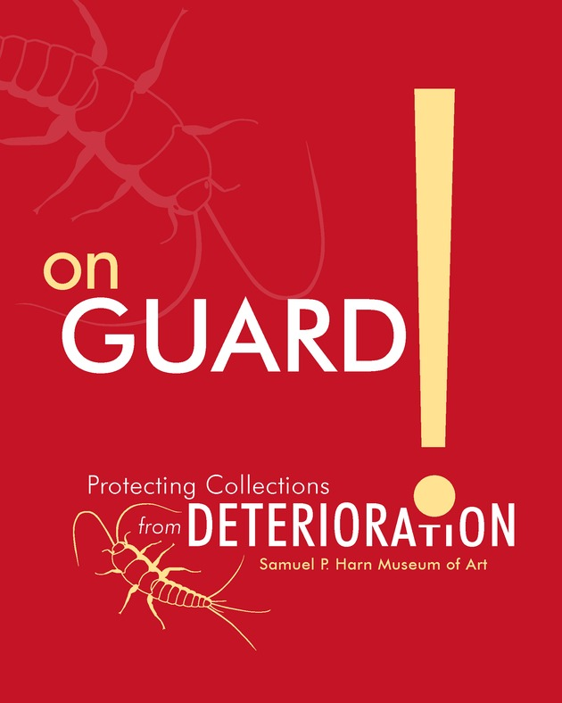 On guard!  Protecting collections from deterioration - Page 1