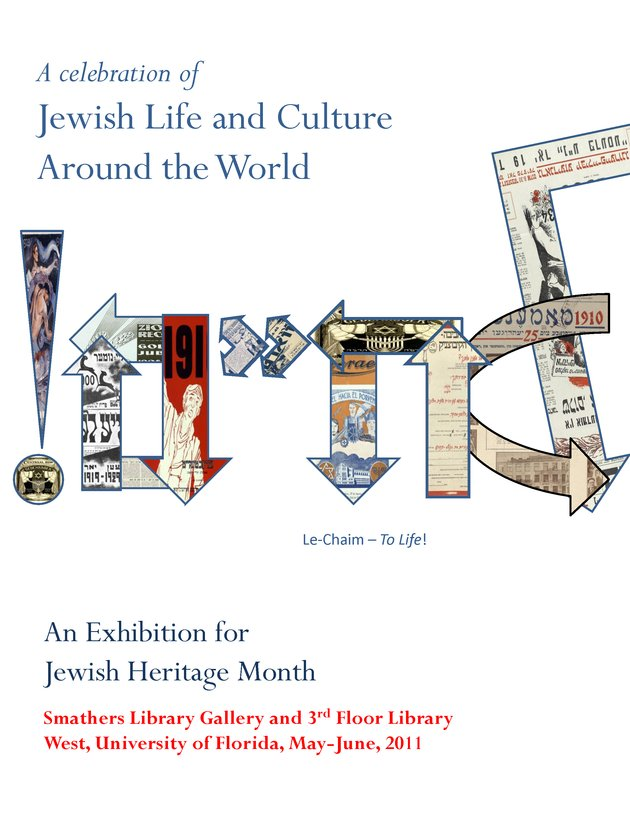 A Celebration of Jewish Life and Culture Around the World - Page 1