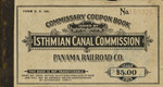 I.C.C. Commissary Coupon Book