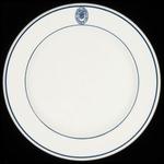 Plates from Tivoli Hotel