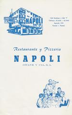 Napoli Restaurante y Pizzeria