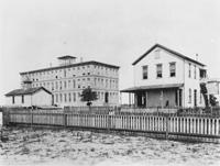 The Vincente Martinez Ybor Cigar Factory.