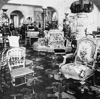 The Tampa Bay Hotel Parlor.