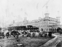 The Tampa Bay Hotel upon it's completion,1892.