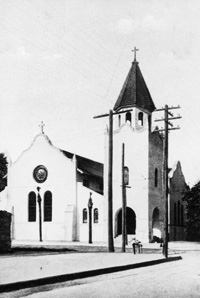 The St. Andrews Episcopal Church on Marion Street.