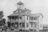 First Wolff Mission Building, Ybor City.