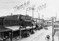 7th Ave., Ybor City, Tampa Fla.
