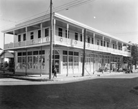 A Building at 17th Street and 14th Avenue across the street from the Haya Cigar Factory.