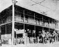 The Colon Saloon at 1202 7th Avenue, Ybor City.