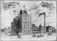 The Florida Brewing Company, Ybor City Florida.
