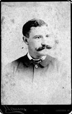 A Portrait of Emiilio Pons.