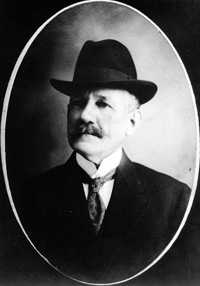 A Later portrait of Emilio Pons.