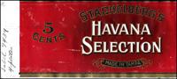 Stachelberg's, Havana Selection / made in Tampa