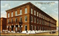 M. Stachelberg & Co. Cigar Factory, Ybor City, Fla.