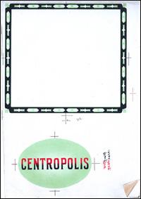 The Progressive proof book for Centropolis a cigar brand for A. Santaella Cigar Company.