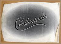 A Progressive proof book for the Centropolis cigar label of the A. Santaella Cigar Company.