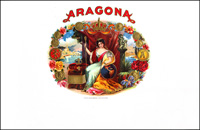 The Aragon Cigar label, title and design owned by Lincoln Brothers