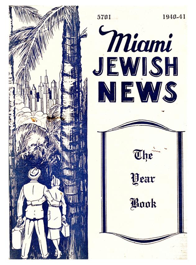 Miami Jewish News - Page 1