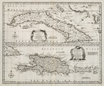 A new & accurate map of the island of Cuba, drawn from the most approved maps & charts and regulated by astronl. observations