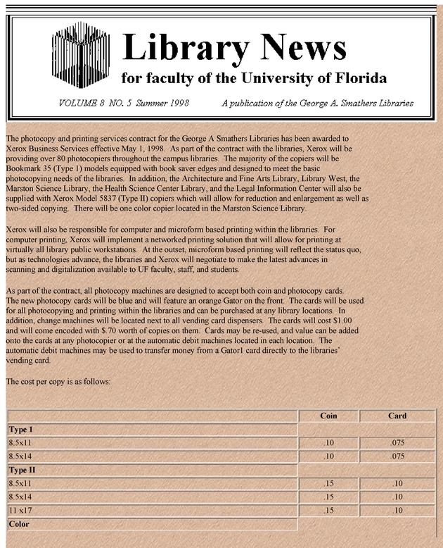 Library news  - Page 1