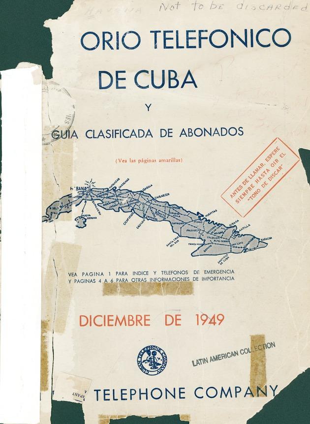 0f49a83b65a Directorio telefonico de Cuba ..