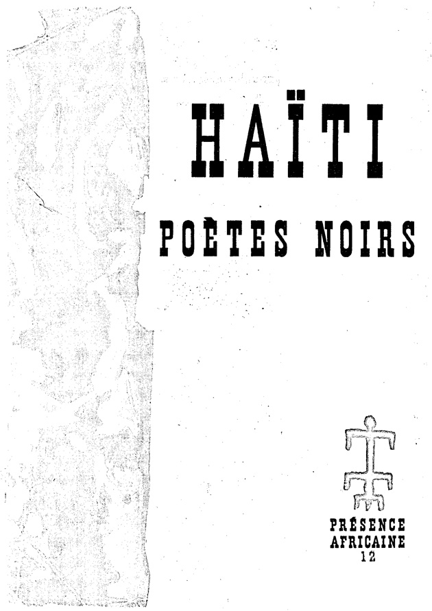 Haïti: poètes noirs - Cover 1