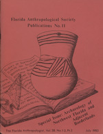The Florida anthropologist