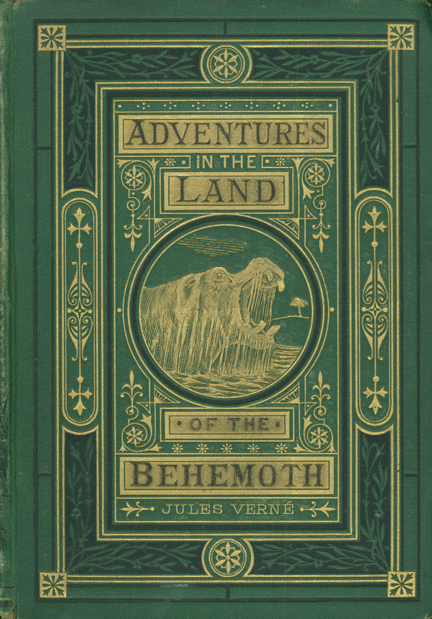 Adventures in the land of the behemoth  - Front Cover 1