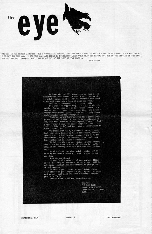 Eye - Page 1