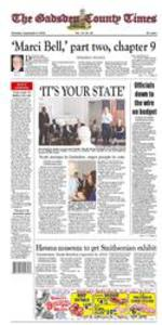 Gadsden County times.