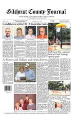 Gilchrist County journal