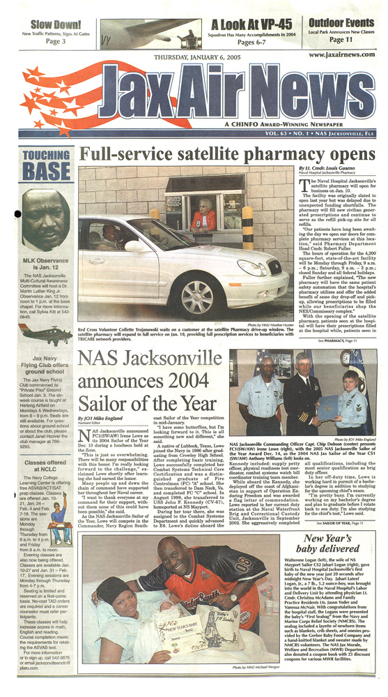 Jax air news - Page 1