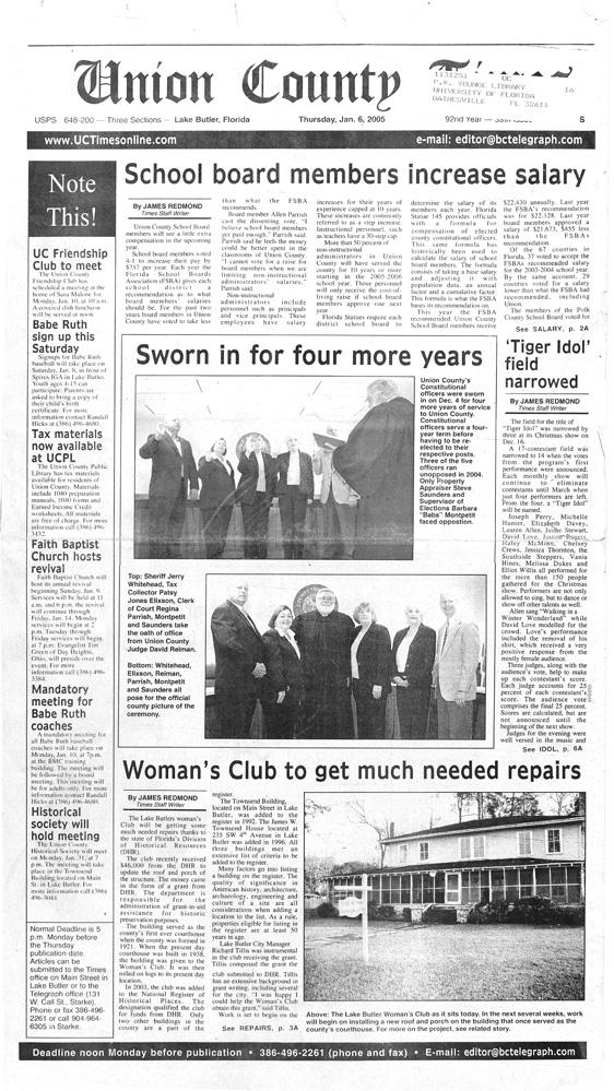 Union County times - A 1