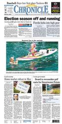 Citrus County chronicle