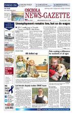 Osceola news-gazette