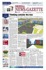 osceola news gazette