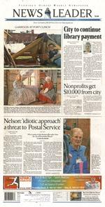 The News Leader Newspaper