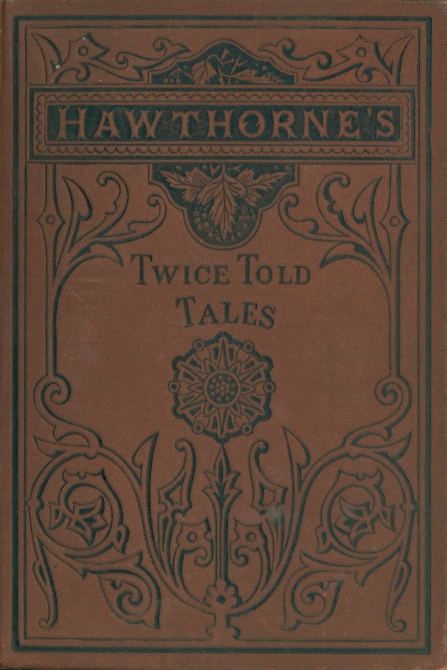 Twice-told tales  - Front cover 1