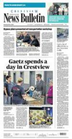 Crestview news bulletin