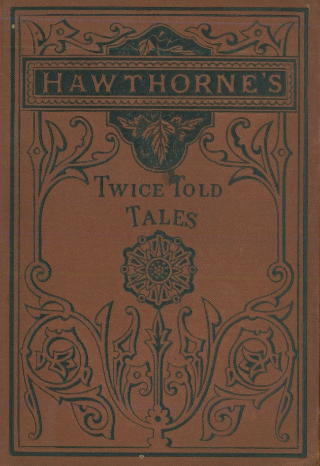 Twice-told tales  - Cover 1